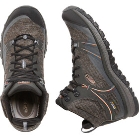 Keen W's Terradora Mid WP Shoes Raven/Rose Dawn